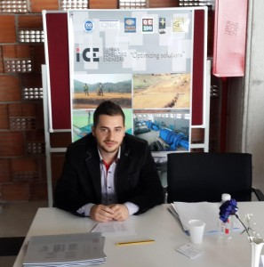 ICE participated in the First Career Fair organized by Epoka University on April 22
